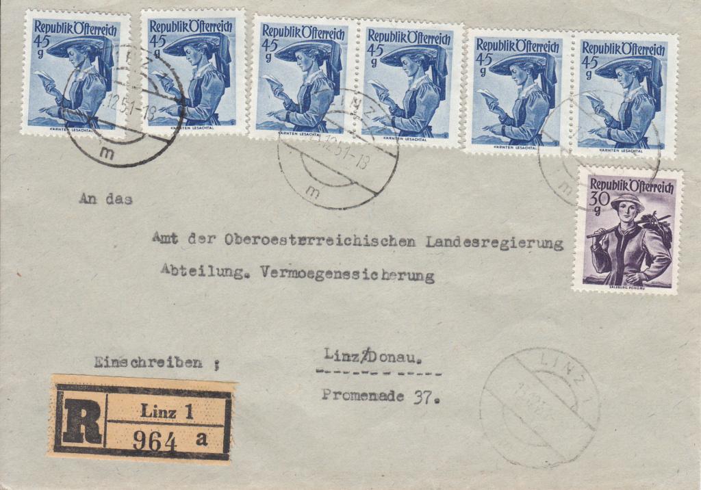 Trachtenserien ANK 887 - 923 und 1052 - 1072 Belege - Seite 14 Img85