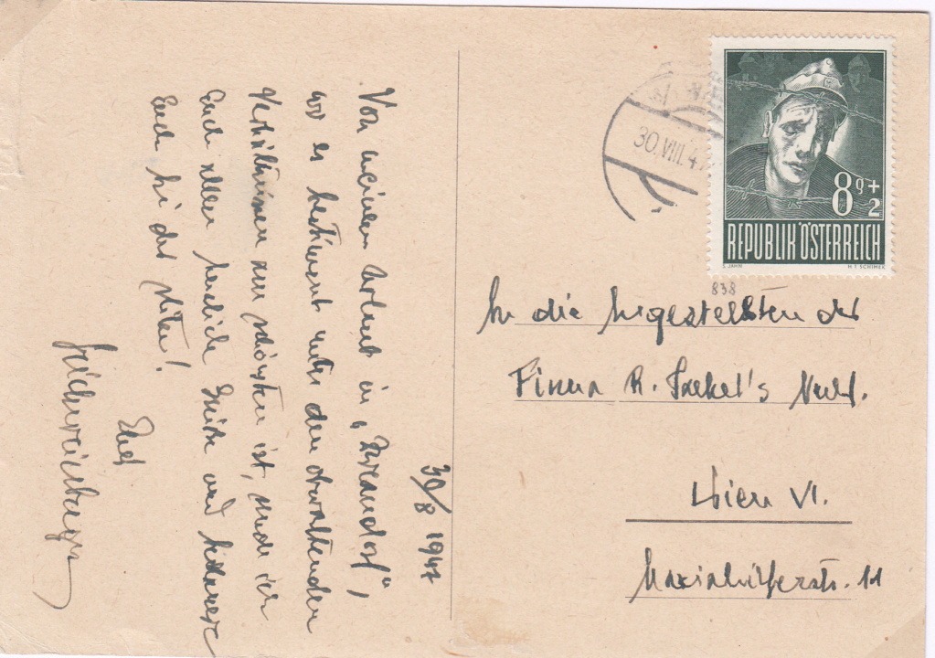 Sammlung Bedarfsbriefe Österreich ab 1945 - Seite 17 Img95
