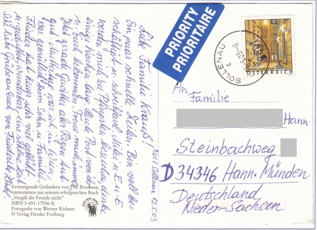 Ferienland Österreich - Dauermarkenserie Img_0026