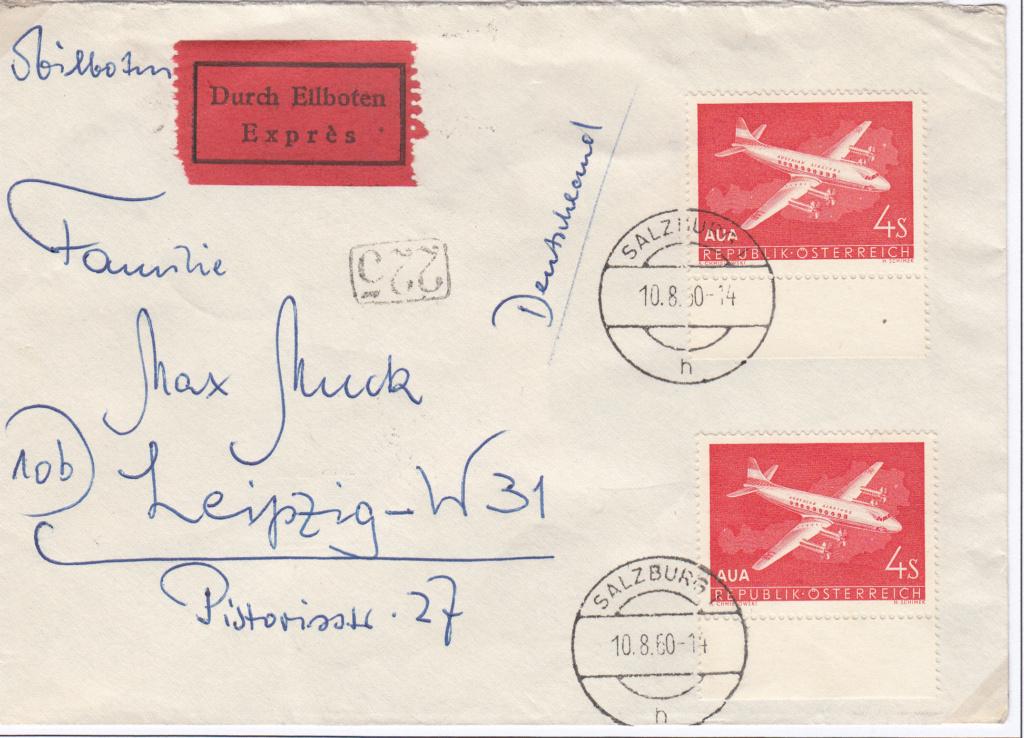 Sammlung Bedarfsbriefe Österreich ab 1945 - Seite 16 Img_0089