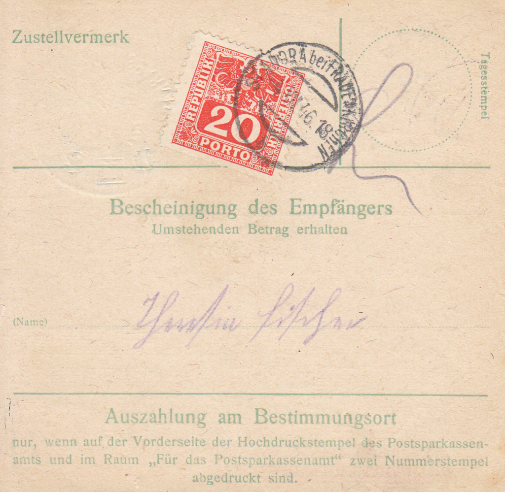 Verwendung von Portomarken in Österreich - Seite 4 Img_0090