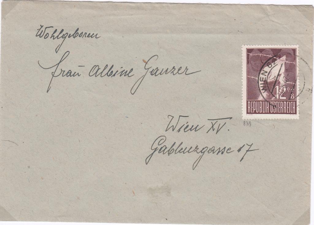 Sammlung Bedarfsbriefe Österreich ab 1945 - Seite 17 Img_0106