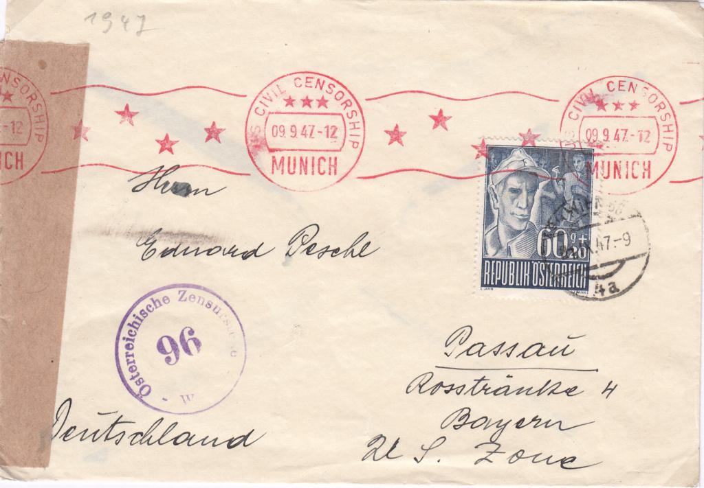 Sammlung Bedarfsbriefe Österreich ab 1945 - Seite 17 Img_0110