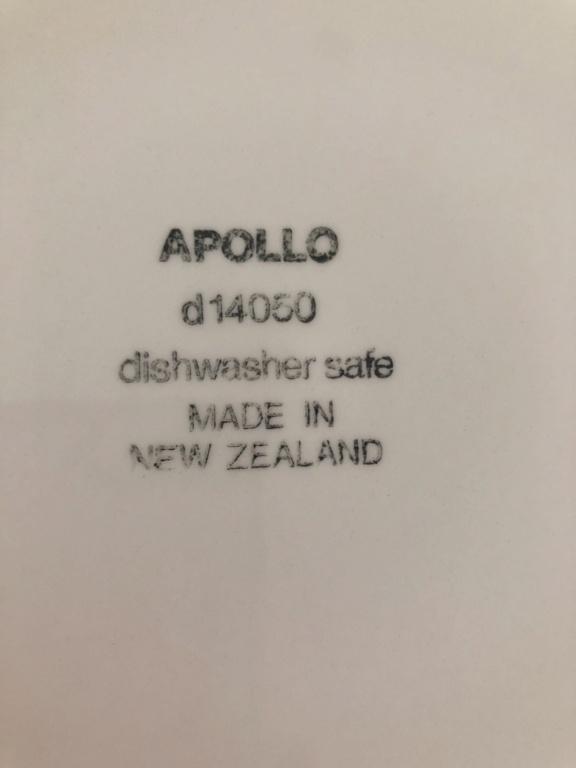 Apollo Crown Lynn Tableware B57d2a10