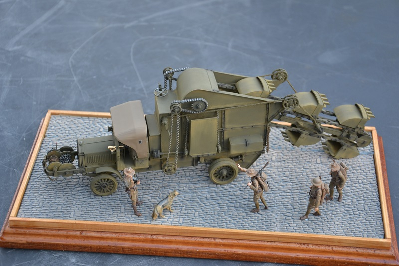 Excavateur Legrand-Normand et d'Haille - Première Guerre Mondiale - scratch 1/35 Dsc_0110