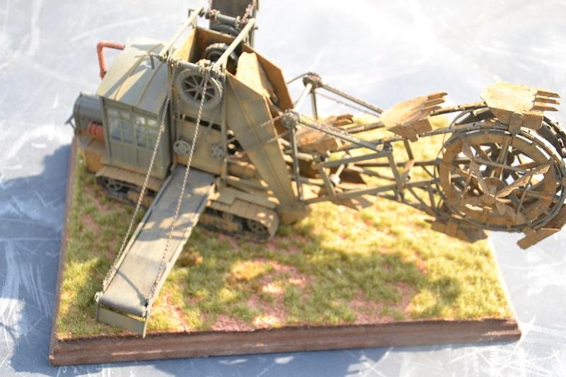 Schützengrabenbagger Première Guerre Mondiale vers 1917 - 1/35 scratch intégral Dsc_0147