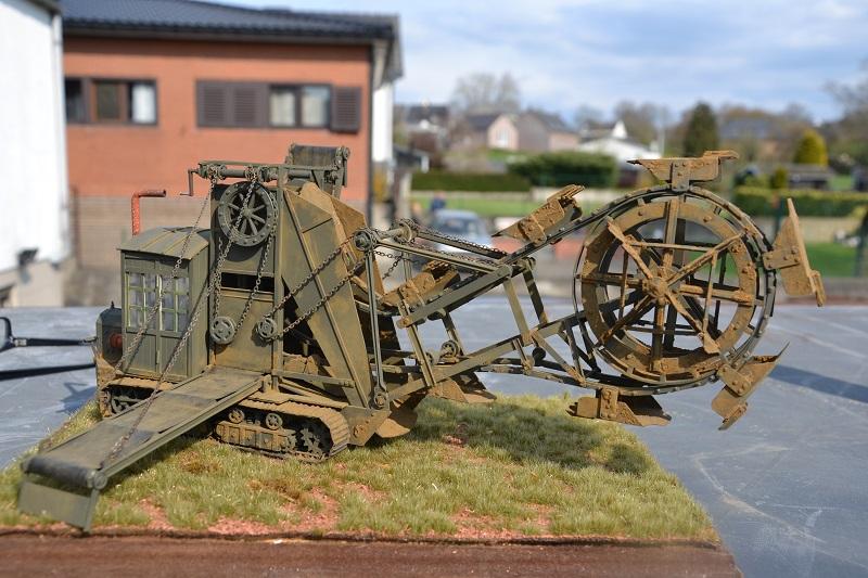 Schützengrabenbagger Première Guerre Mondiale vers 1917 - 1/35 scratch intégral Dsc_0154