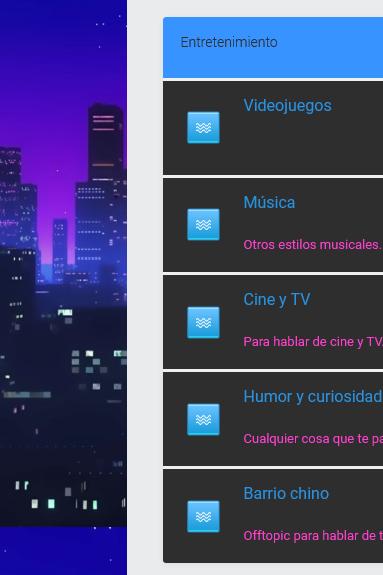 ¿Cómo poner un fondo a pantalla completa y quitar el de las categorías? Screen10