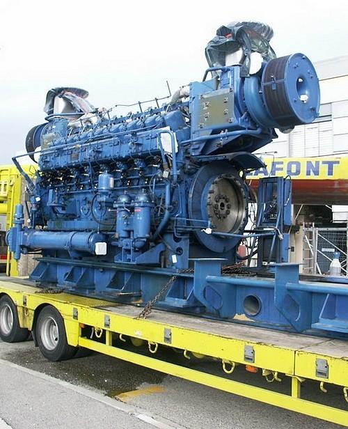 """restauration"" du SUPERPET, P38 4L V8 THOR de 1999 50th anniversary Wartsi10"