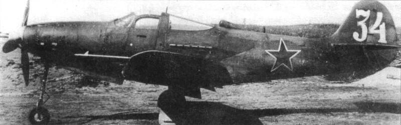 L'Airacobra I chez les Soviets 6210