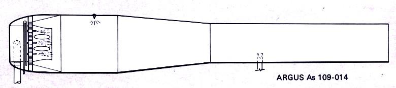 Fi103 V1 REICHENBERG Argus110
