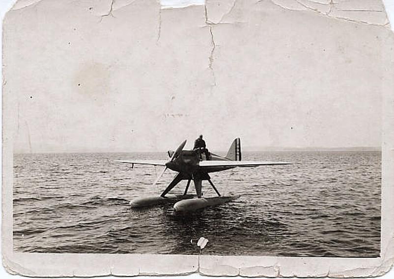 Avions Bernard - Page 2 Avion311