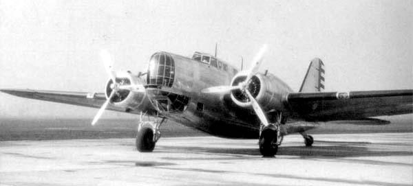 Douglas DB-2 n°37-34 B18-210