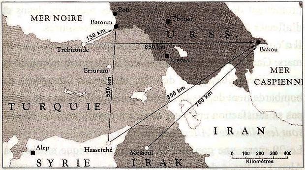 Suez, Gibraltar : les occasions manquées cet été 1940. - Page 9 Bakou-10