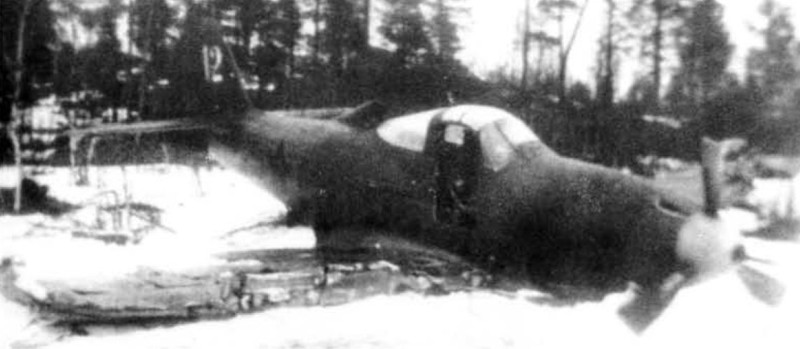 L'Airacobra I chez les Soviets Epavek10