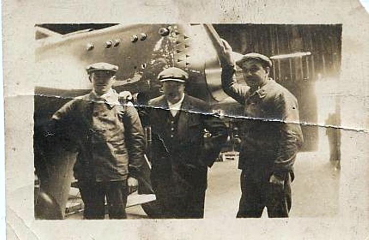 Avions Bernard - Page 2 Gaston15