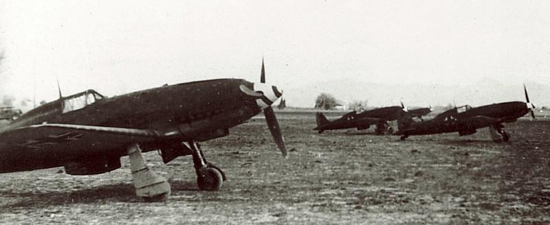 MC 202 German Luftwaffe Macchi11