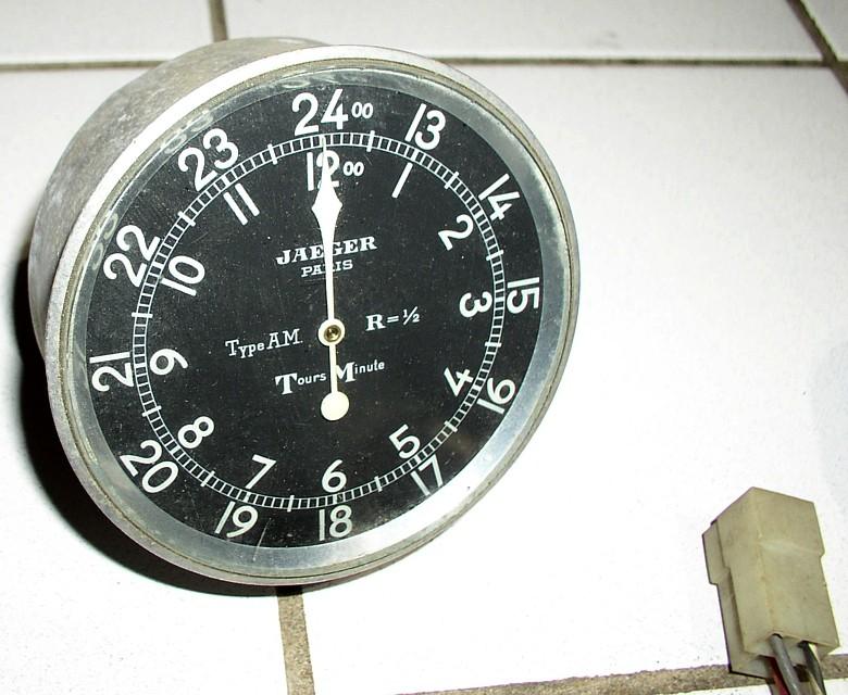 instruments jaeger type am pour spad P1010010