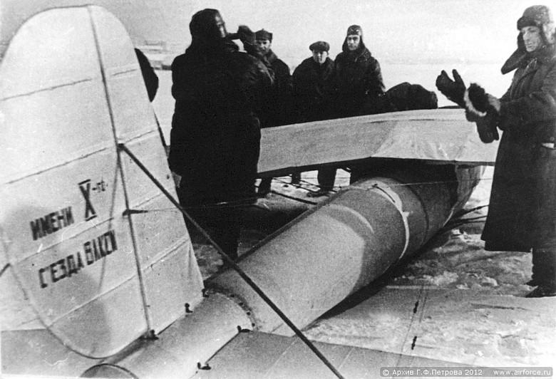 Quelques prototypes soviétiques méconnus ... Planer10