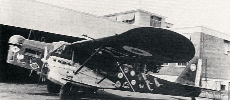 cherche info sur pilote J. Tailhade + identification avions Potez511