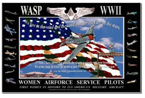 WASP - pilotes feminines Wasp210