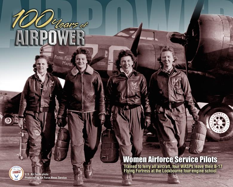 WASP - pilotes feminines Wasp311