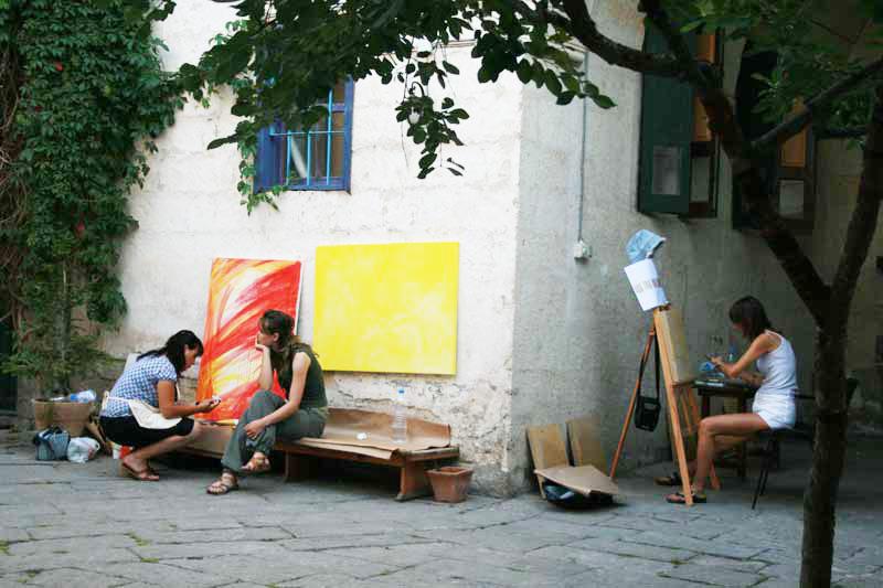 Uluslararasi Fabrikartgrup Çağdaş Sanatlar Festivali 2008 Img_5111