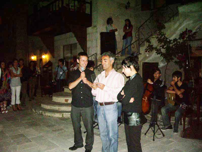 Uluslararasi Fabrikartgrup Çağdaş Sanatlar Festivali 2008 Imgp7910