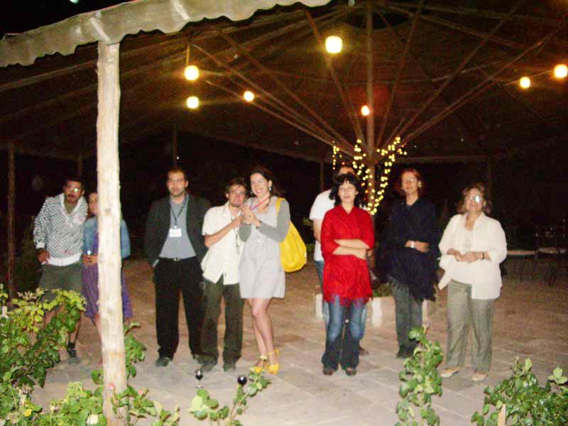 Uluslararasi Fabrikartgrup Çağdaş Sanatlar Festivali 2008 Imgp7911
