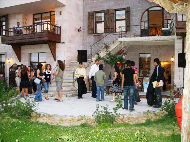 Uluslararasi Fabrikartgrup Çağdaş Sanatlar Festivali 2008 Ss851911
