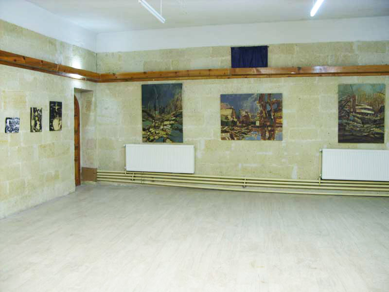 Uluslararasi Fabrikartgrup Çağdaş Sanatlar Festivali 2008 Ss852011