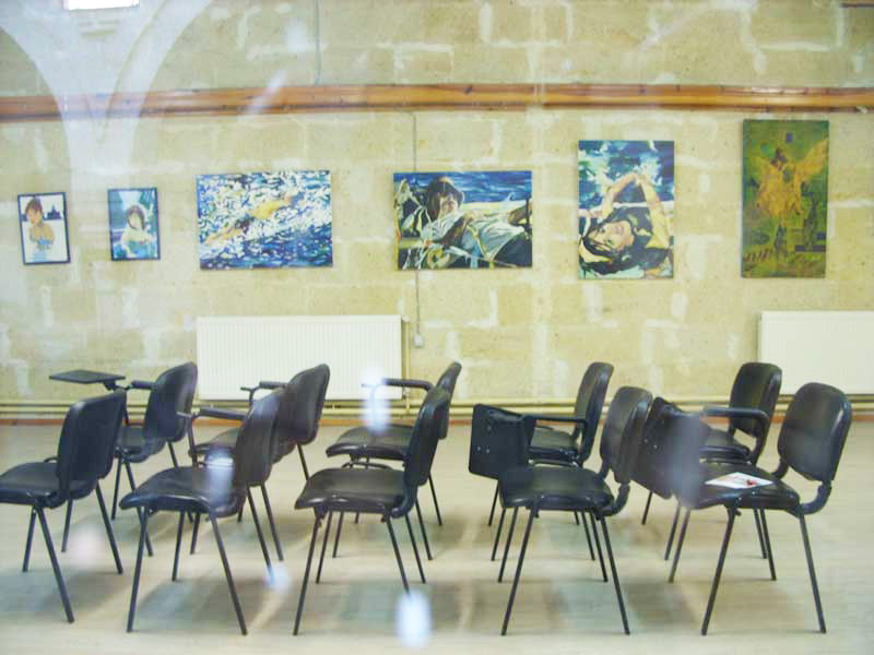 Uluslararasi Fabrikartgrup Çağdaş Sanatlar Festivali 2008 Ss852013