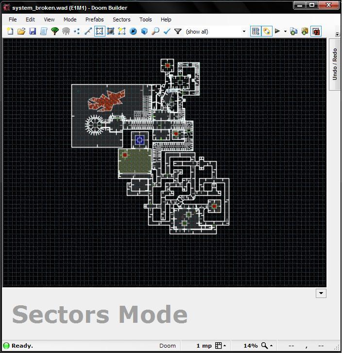 Construction de niveau Doom et Doom 2 - Page 4 System10