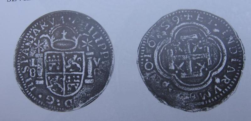 CONSULTA: Oro de la Ceca ilegal de Lima 1659 - 1660 8_escu10