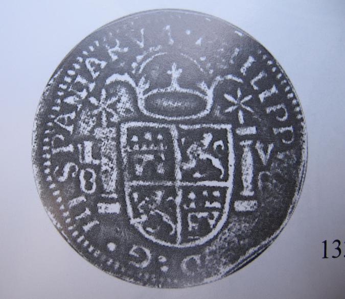CONSULTA: Oro de la Ceca ilegal de Lima 1659 - 1660 8_escu11