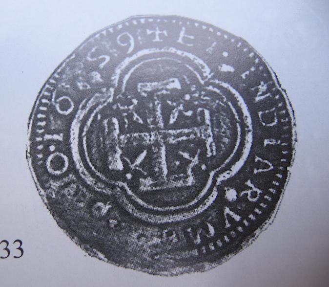 CONSULTA: Oro de la Ceca ilegal de Lima 1659 - 1660 8_escu12