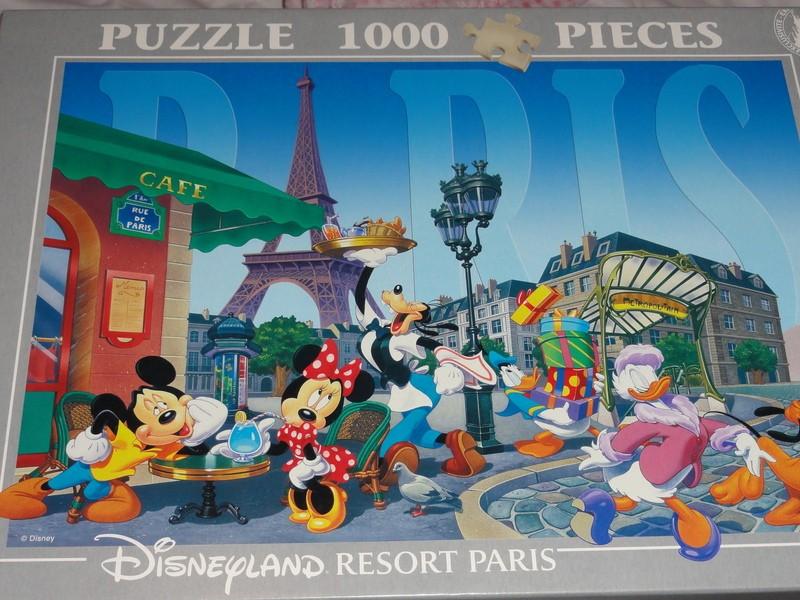 Puzzle Disney 200710