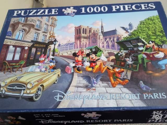Puzzle Disney 200810