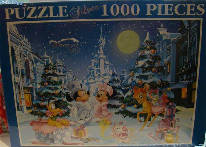 Puzzle Disney 200910