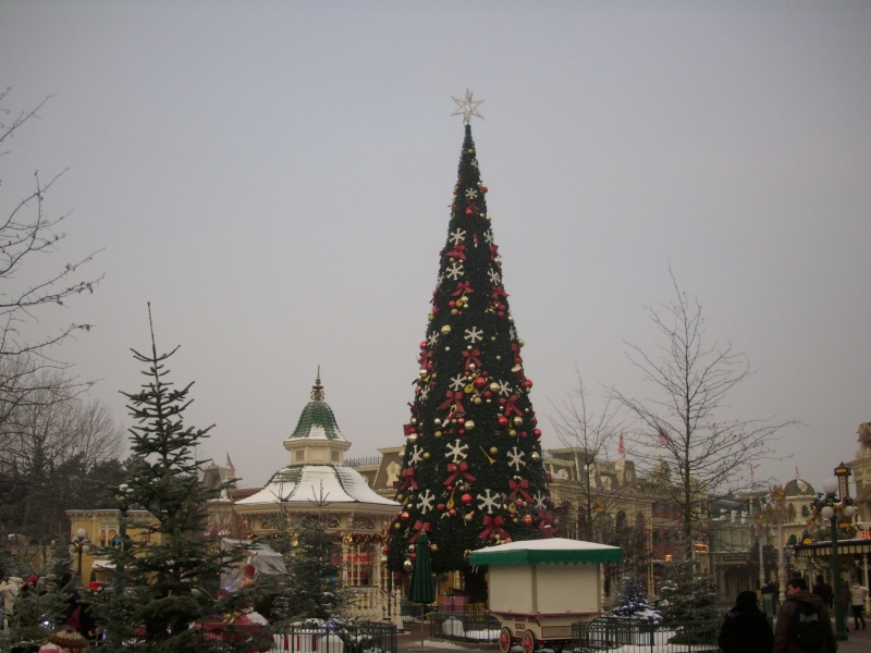 Saison de noël : Le Noël Enchanté Disney du 7 novembre 2011 au 8 janvier 2012 - Page 6 Dsci0014