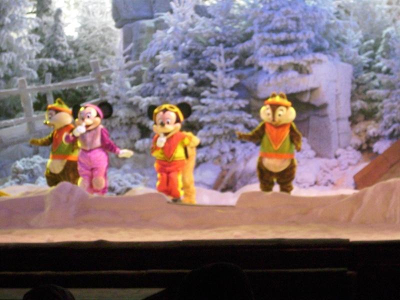 Saison de noël : Le Noël Enchanté Disney du 7 novembre 2011 au 8 janvier 2012 - Page 6 Dsci0015