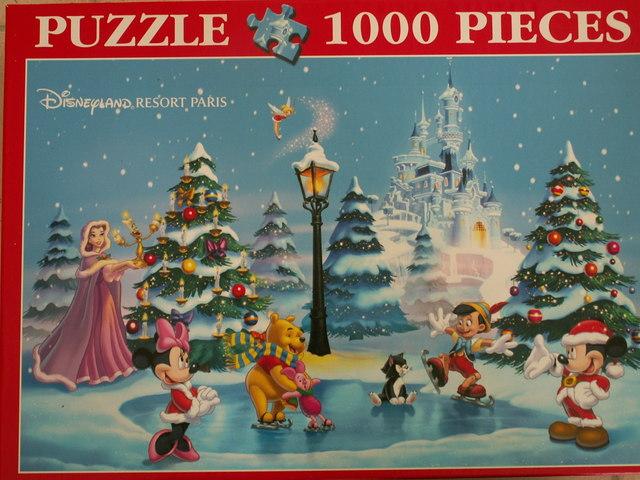 Puzzle Disney Puzzle10