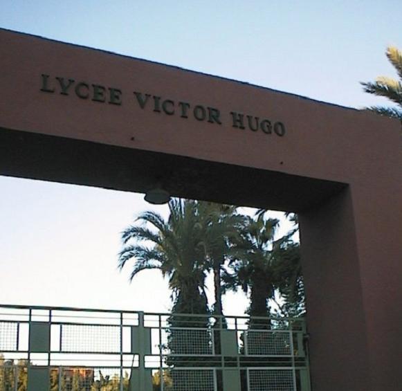 LYCEE VICTOR-HUGO DE MARRAKECH 01111