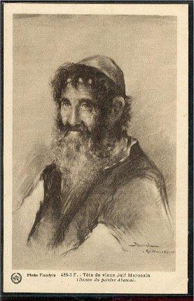 PHOTOS ANCIENNES DES JUIFS DU MAROC 1611