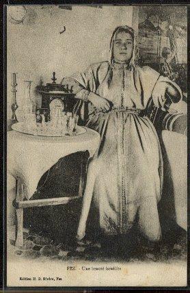 PHOTOS ANCIENNES DES JUIFS DU MAROC 1811