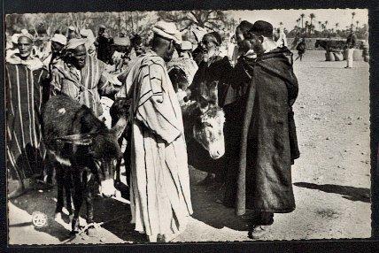 PHOTOS ANCIENNES DES JUIFS DU MAROC 1913