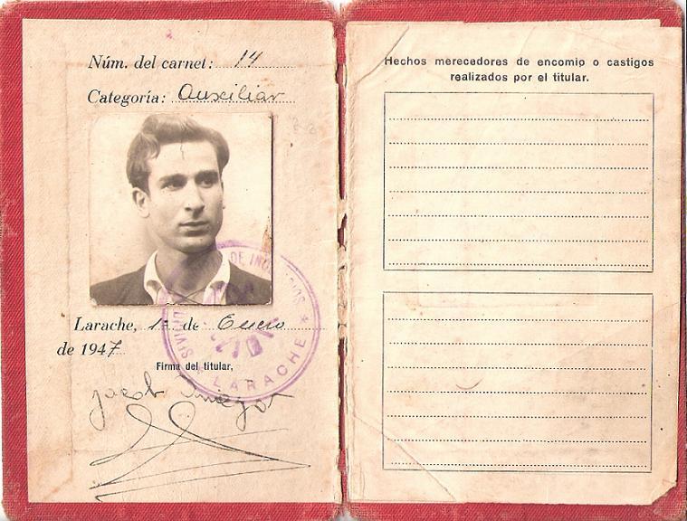 DOCUMENTS ET CARTES DE NOS PARENTS AU MAROC 1papa210