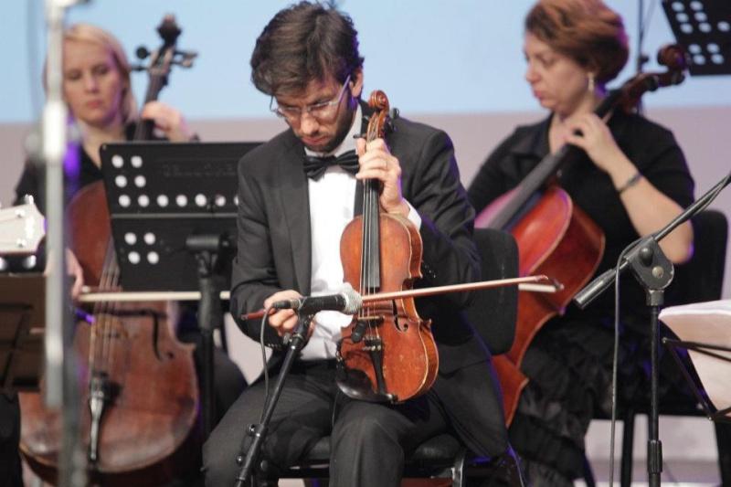 DEBUT DES CONCERT DE L'ORCHESTRE ANDALOU D'ASHDOD-2011-2012 41959410