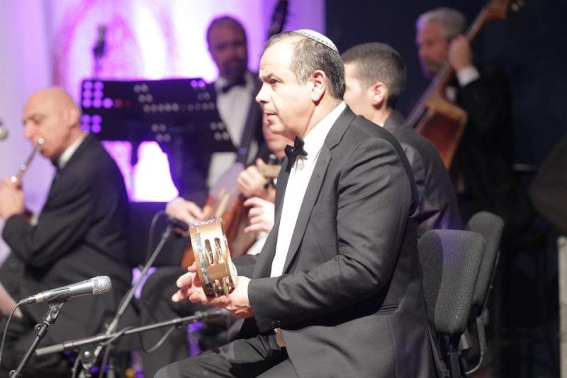 DEBUT DES CONCERT DE L'ORCHESTRE ANDALOU D'ASHDOD-2011-2012 42954710