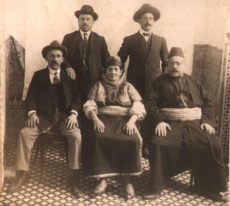 PHOTOS ANCIENNES DES JUIFS DU MAROC Botbol10